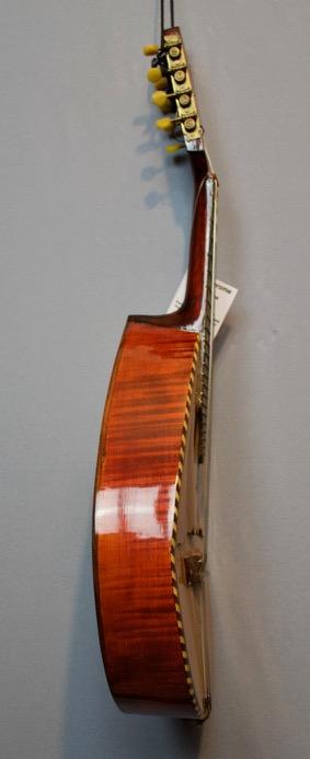 Mandoline Flach 4