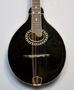 Eastman MD 404 BK A-Mandoline