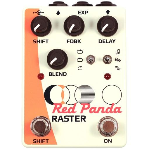 Red Panda Raster RPL 104
