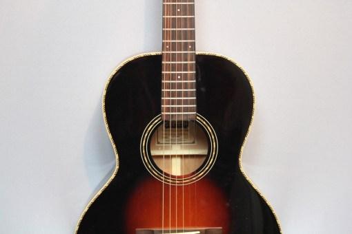 Gretsch G9521 Style 2 Triple-O Westerngitarre