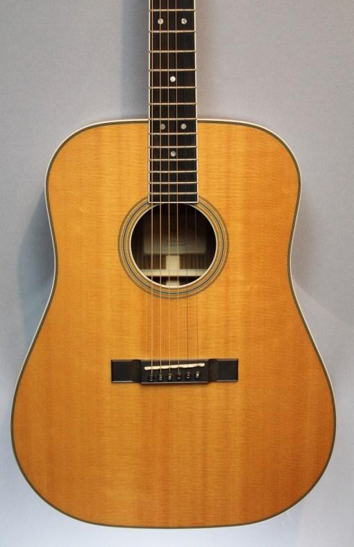 Larson Stetson Style 2 Westerngitarre3