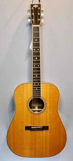 Larson Stetson Style 2 Westerngitarre2