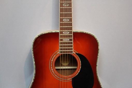 Blueridge BR-70 AS Westerngitarre