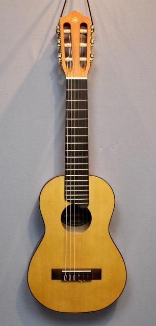 Yamaha GL1 Tobacco Brown Sunburst Ukulele1