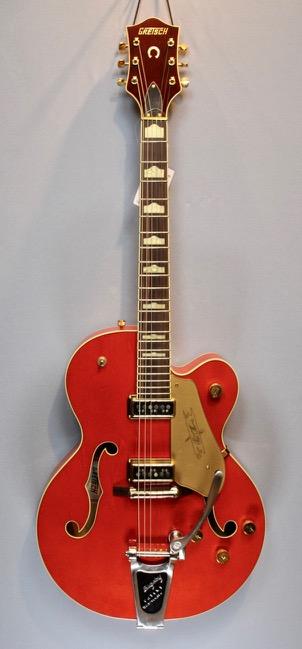 Gretsch G 6120DSV Chet Atkins3