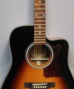 Shadow JMS-55E SBHG Westerngitarre