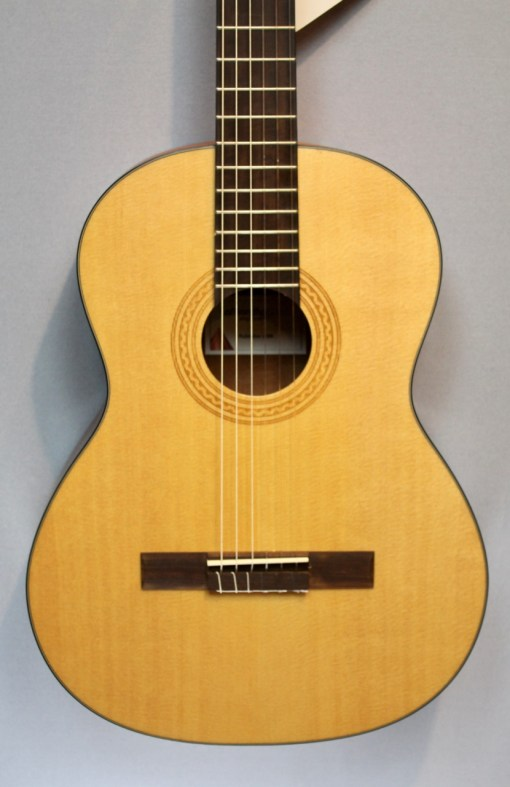 La Mancha Rubinito LSM Konzertgitarre 4