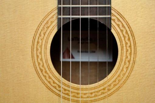 La Mancha Rubinito LSM Konzertgitarre 1