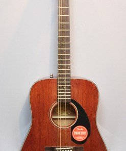 Fender CD-60S All Mahagoni Folkgitarre Guitar Shop Berlin