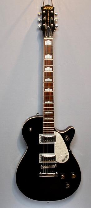 Gretsch G5435 Pro Jet Black E-Gitarre Berlin1