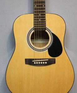 STAGG 1/2 Westerngitarre SW201 Gitarre für Kinde 2