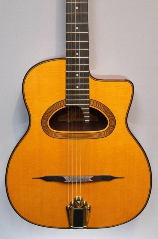 Saga Gitane D500 Gypsy Jazz Guitar 4