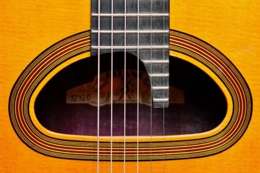 Saga Gitane D500 Gypsy Jazz Guitar 2