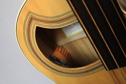 Warwick Alien 4 Frettless Akustikbass 1