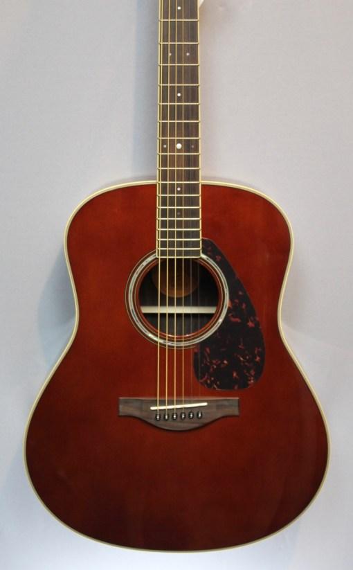 Yamaha LL6 ARE - Dark Tint Westerngitarre 23