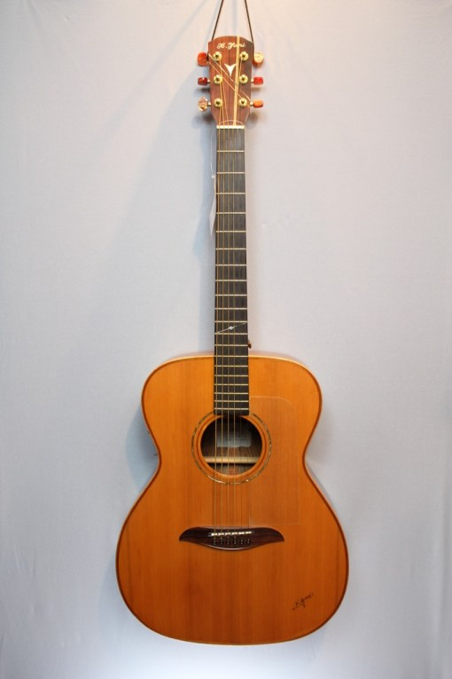 K.Yairi FY 65 P Westerngitarre 4