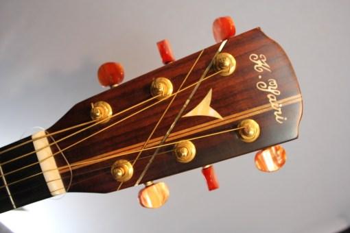 K.Yairi FY 65 P Westerngitarre 1