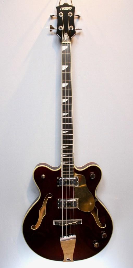 Eastwood Bass Classic 4 WN 3