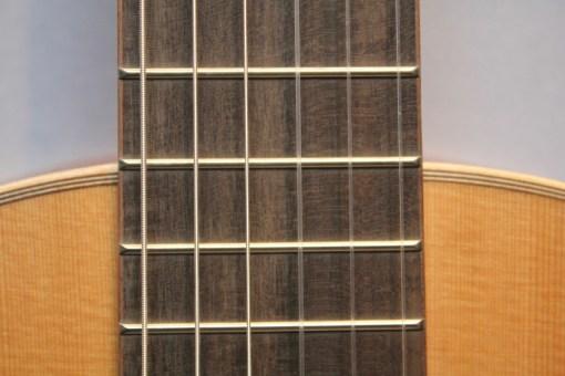 La Mancha CM-59 Konzertgitarre für Anfänger Griffbrett