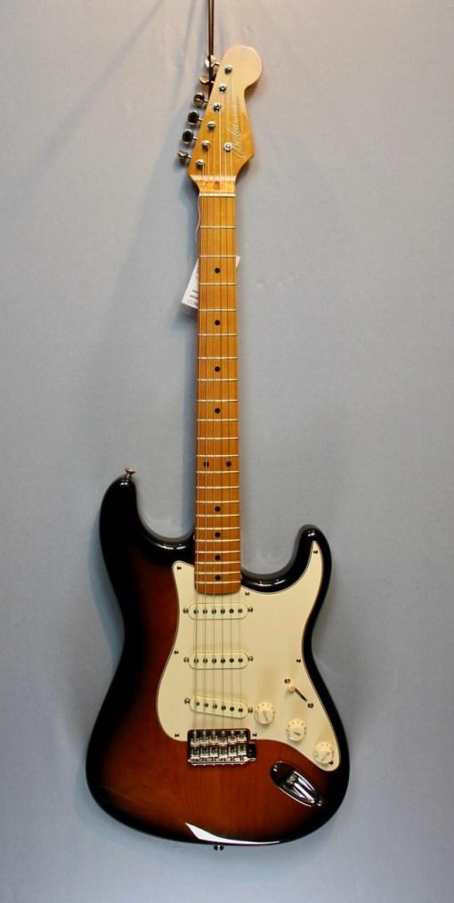 Berlin Custom Guitars O-Caster 3TS 1