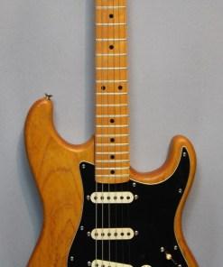 Berlin Custom Guitars O-Caster Ash Maple