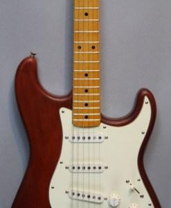 Berlin Custom Guitars O-Caster BRN