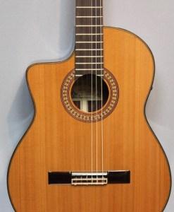 Salvador Cortez CC60-CE Konzertgitarre für Linkshänder 3