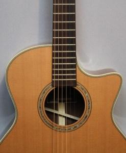 Stanford Nova 1 CP GA CW Guitar Shop