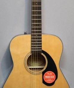 Fender CC-60S Nat Westerngitarre Berlin