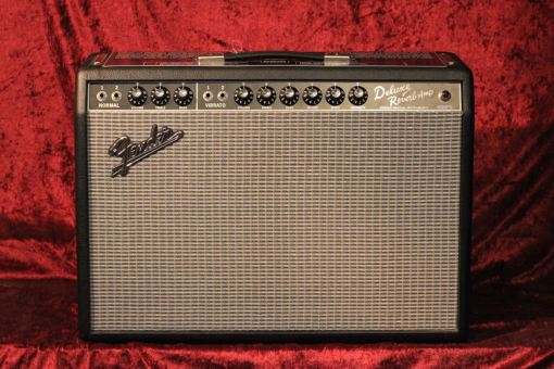 Fender DLX Reverb 65