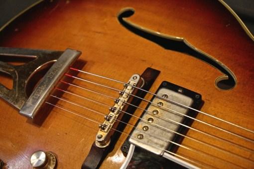 Gibson Super 400 Vintage 4