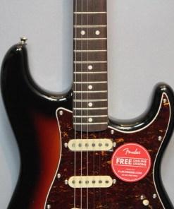 Fender Squier VM Stratocaster 3TSB Guitar Shop