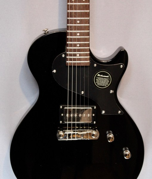 Richwood REC 410 Retro II black 34