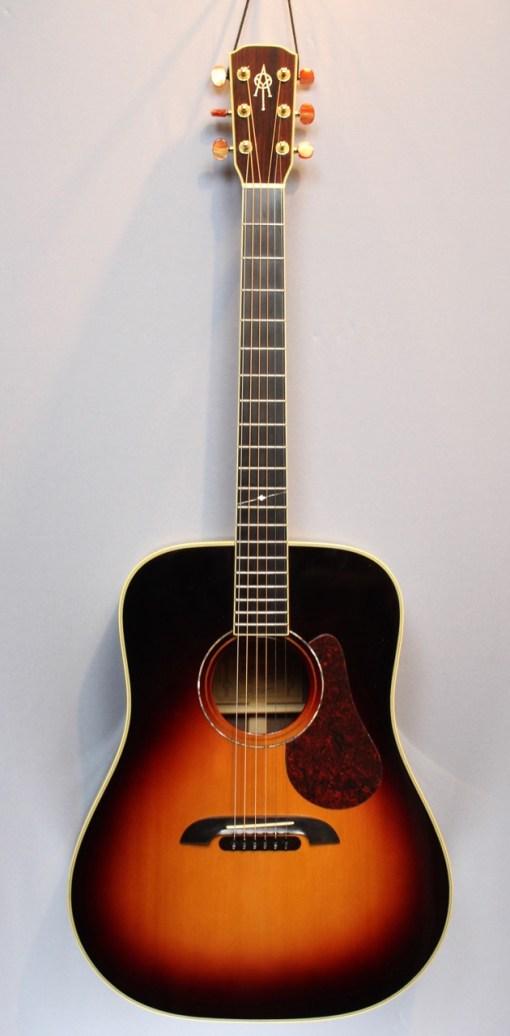 Alvarez DYM 95 SB Westerngitarre 3