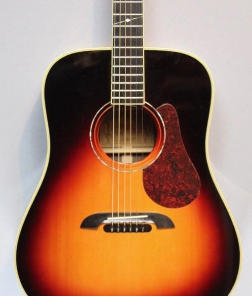 Alvarez DYM 95 SB Westerngitarre 2