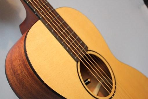 Crafter ES-PE Parlour Gitarre< 1