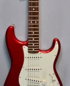 Fender Standard Stratocaster PF CAR