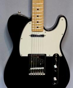Fender Standard Tele MN BLK 4