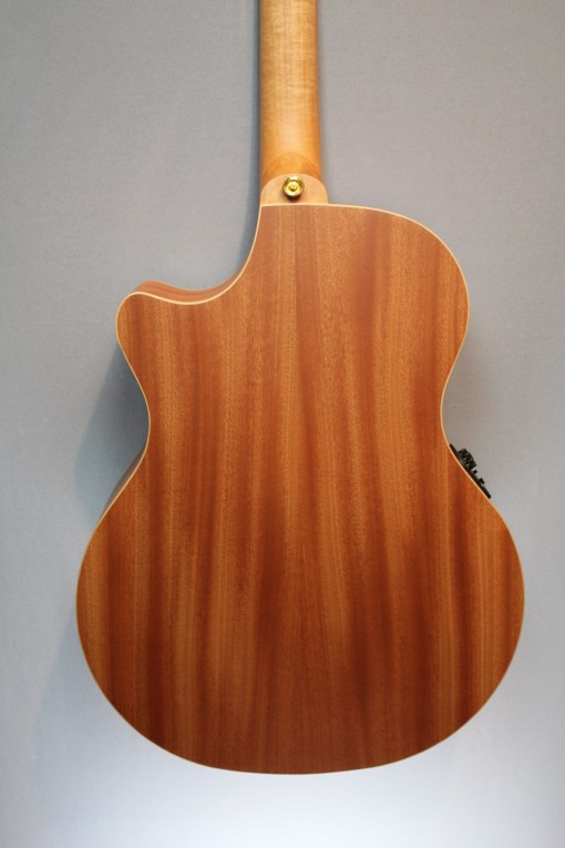 Cole Clark AN2EC-RDMAH Redwood Top with Mahogany Back and Sides 1