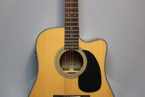 Sigma Guitars DMC-1STE Westerngitarre