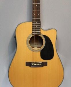 Sigma Guitars DMC-1STE Westerngitarre 3