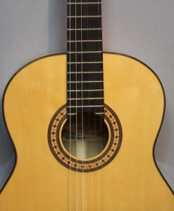 Salvador Cortez CF-55 Flamenco Berlin Guitar Shop