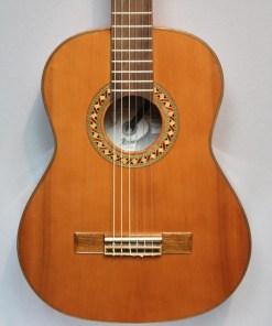 Höfner HC504 3/4 Konzertgitarre für Anfänger 4