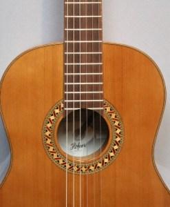 Höfner HC504 4/4 Konzertgitarre für Anfänger