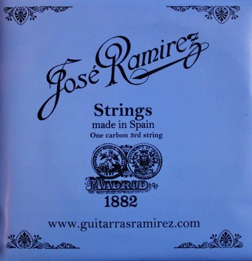 José Ramirez RS-MTC Classic Strings CARBON G-Saite Saiten für Konzertgitarre