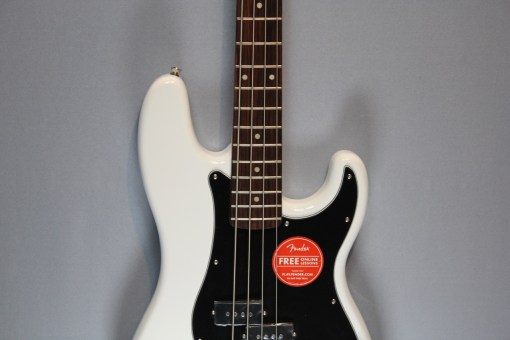 Fender Squier Affinity P-Bass PJ OWT