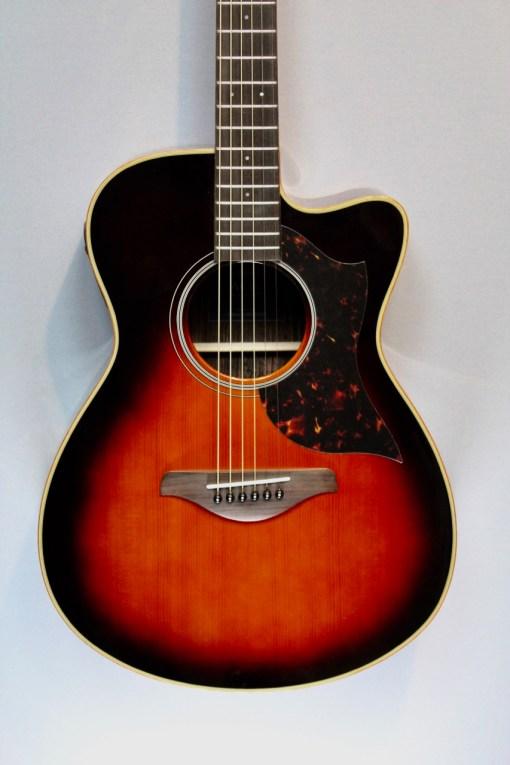 Yamaha AC1RII TBS Westerngitarre 4