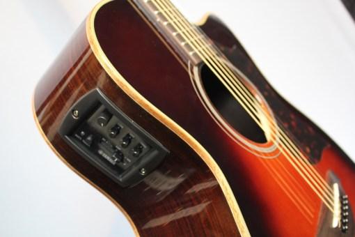 Yamaha AC1RII TBS Westerngitarre 2