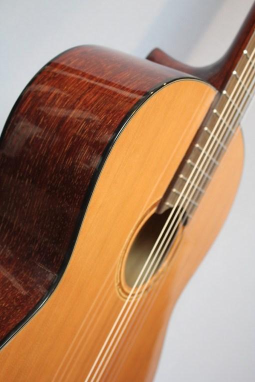 Pro Natura Bronze Siana 4/4 Konzertgitarre