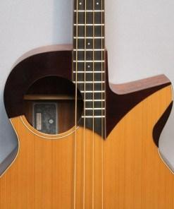 Stanford Robot 4 fretted Akustik Bass